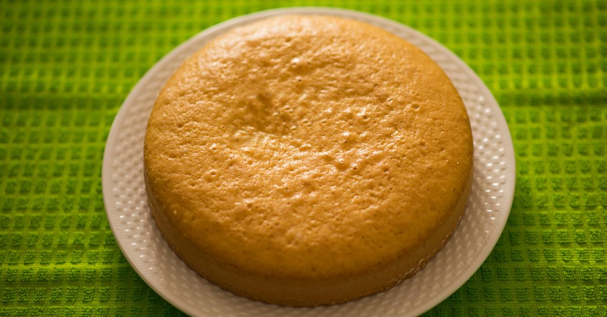 10 perces konyha: Piskóta egyszerűen a mikrobol