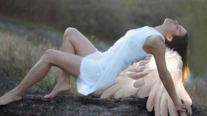 Földangyal vagy? Lehetséges! Derítsd ki! - Ezoterikus angyalteszt képekkel!