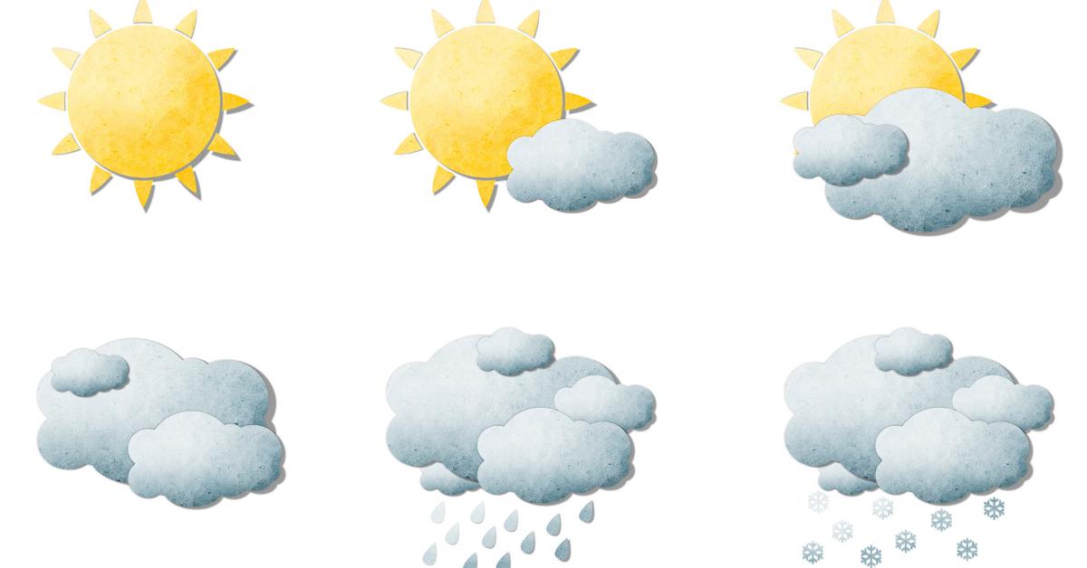 Orkánszerű szél, perzselő napsütéssel - Időjárás jósda
