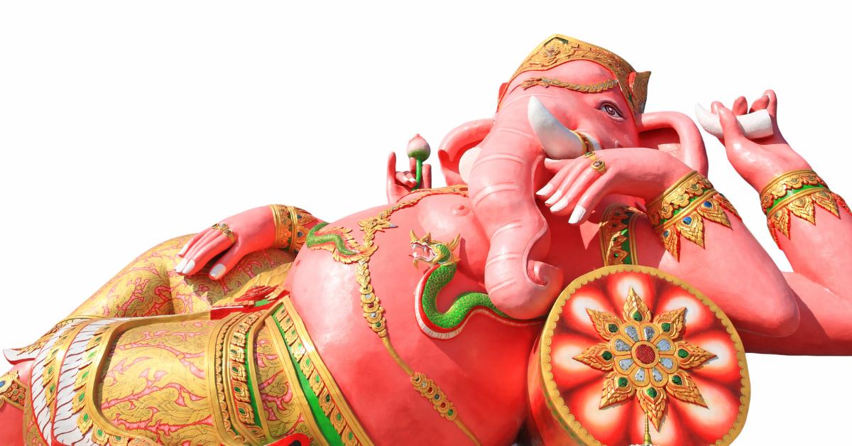 Egy rózsaszín elefánt teremtette a világot? Igazság a szellemvilágról és parajelenségekről