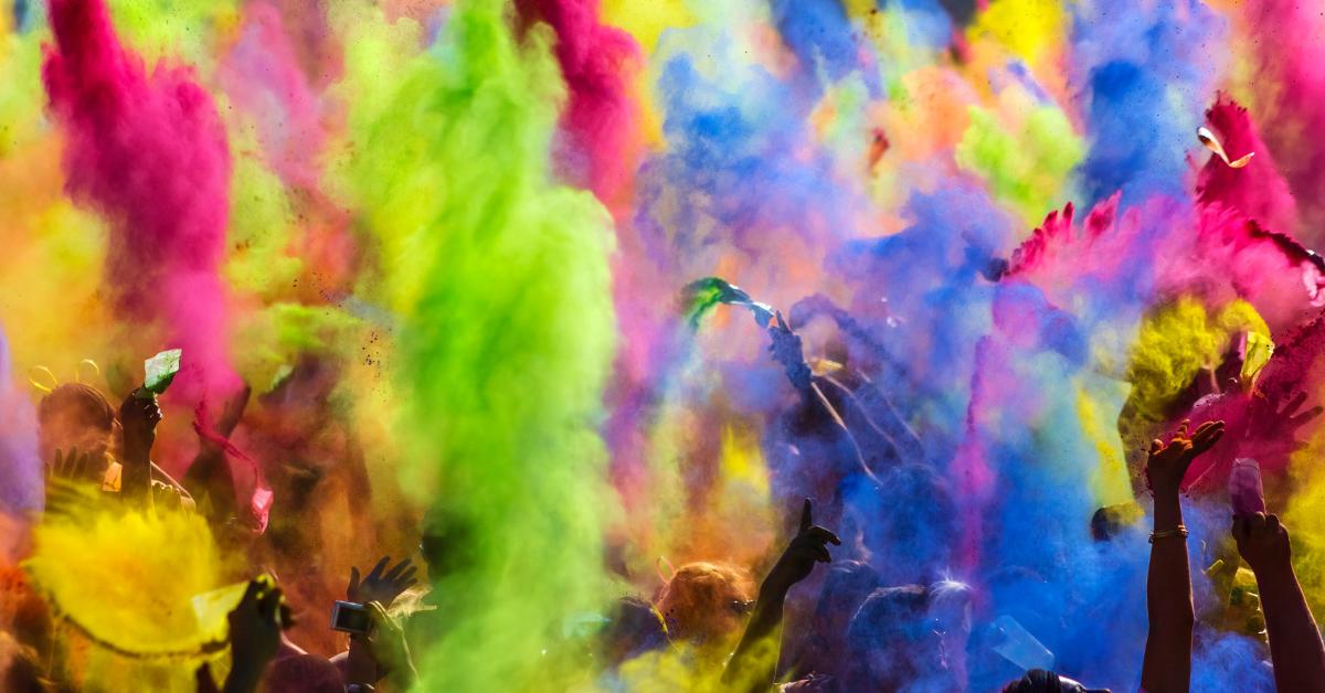 Tojás helyett festékbomba - tavaszünnep Indiában, a Hólí