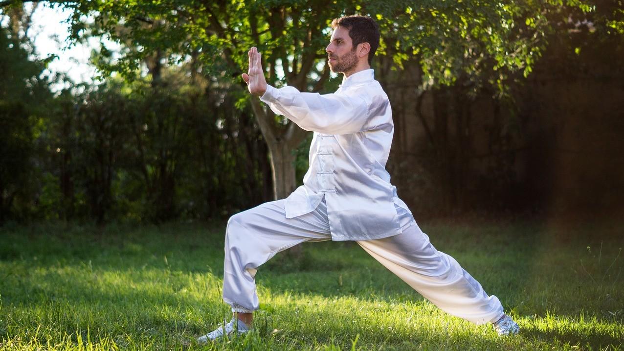 Thai chi: a harmonikus mozgás művészete - Az alakformálás és stressz-mentesítés ősi útja
