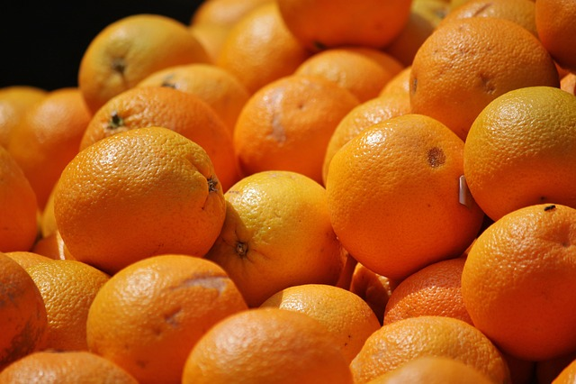 Narancsos marcipángolyók