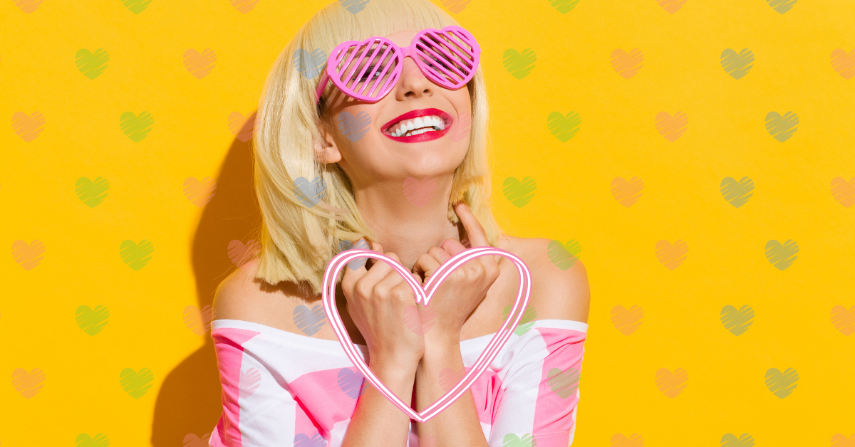 Rózsaszín szemüvegben - A friss szerelem pszichológiája