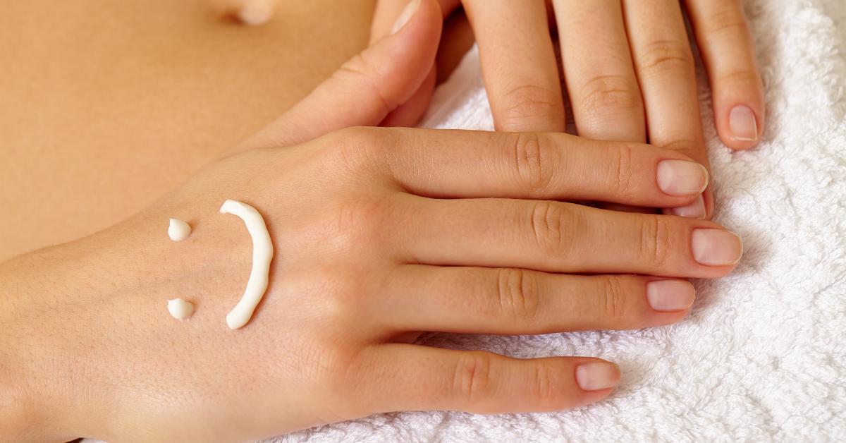 1 perces kézpuhító megoldás! SPA - kezelés kiszáradt bőrre 3 egyszerű lépésben