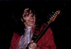 Folytatódnak Rory Gallagher szólólemezeinek kiadásai