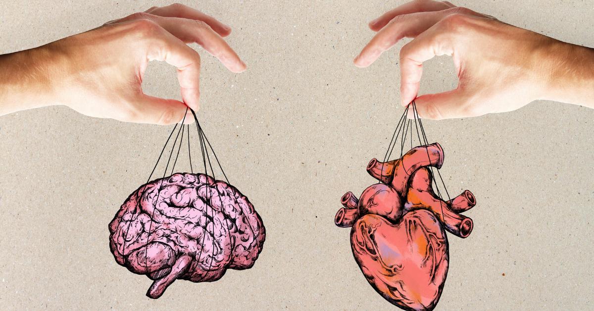 A tudatváltás titka: az elméből a szívbe