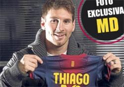 Messi: a világ legboldogabb embere vagyok