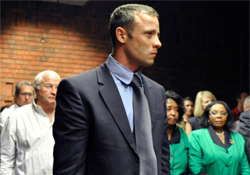 Pistorius még tagad