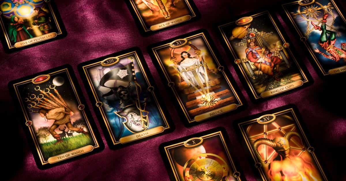 Tarot - a kártya belső mágiája, mint léleknyelv