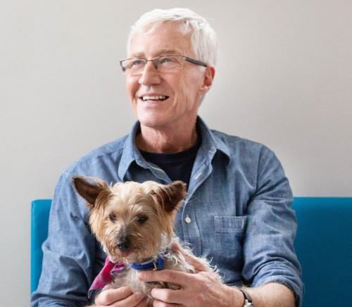 Maxicukiság: Paul O'Grady és kutyái újra a képernyőn!