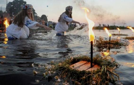 A druida Beltane a szerelem virágzásának ünnepe