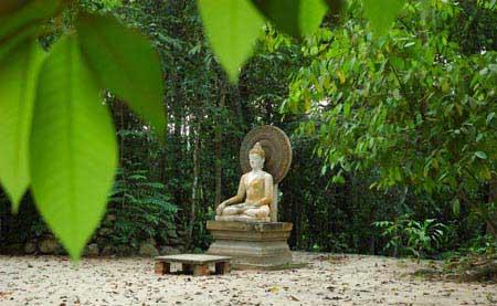 Thaiföld, a mosoly országa: kolostorok