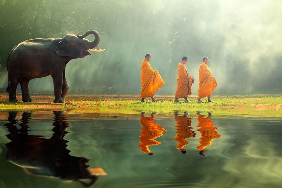 Türelem, harmónia és boldogság jellemzi a thai embereket