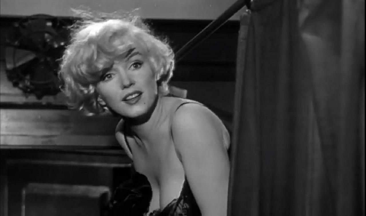 Marilyn Monroe ma biztosan nagy bulit csapna