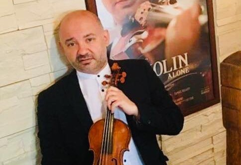 Páratlan felajánlás: Stradivarin játszhat Oláh Vilmos