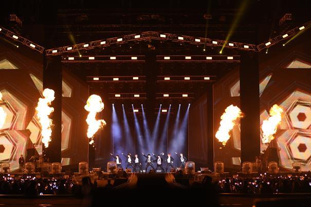 A BTS koreai sztárzenekar legújabb filmje hamarosan a mozikban