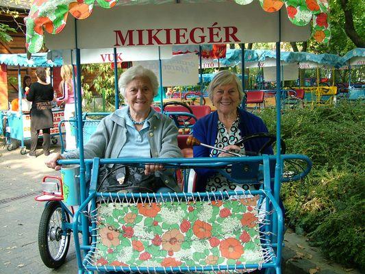 Őszi Nyugdíjas Hétvége a Margitszigeten