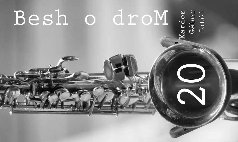 Kardos Gábor fotóival jelent meg az új Besh o droM album
