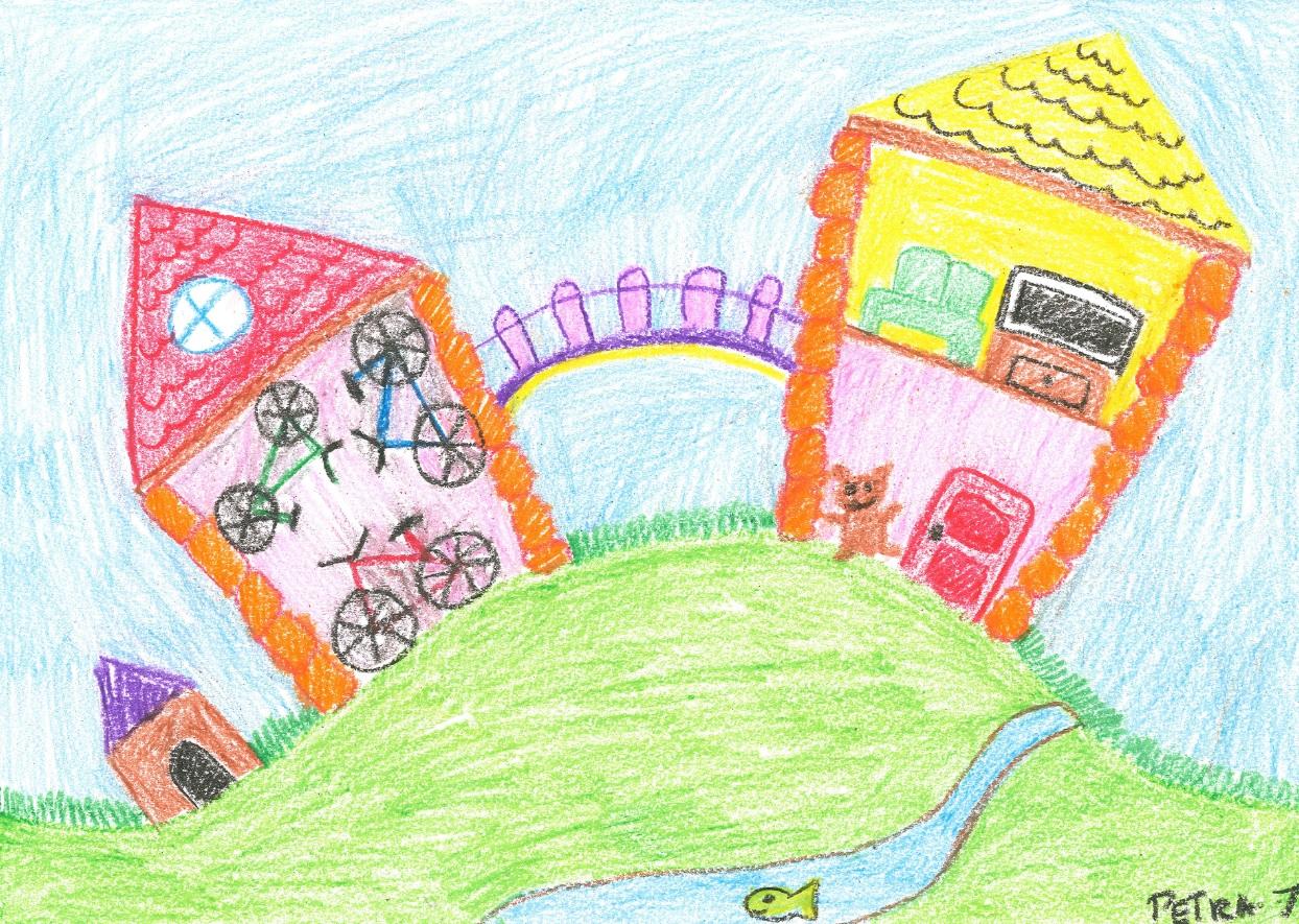Álomházak gyerekrajzokon - kampány a lakhatási problémákkal küzdőkért