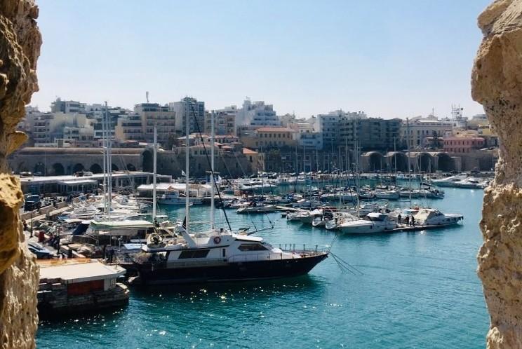 Élet Kréta szigetén a világjárvány alatt