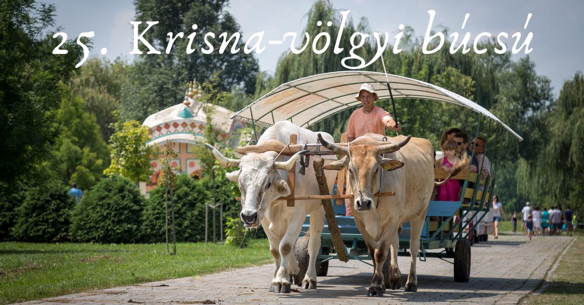 Negyed évszázados a Krisna-völgyi Búcsú - MEGTARTJÁK!