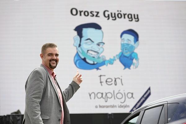Orosz György megelőzte a vakcinát