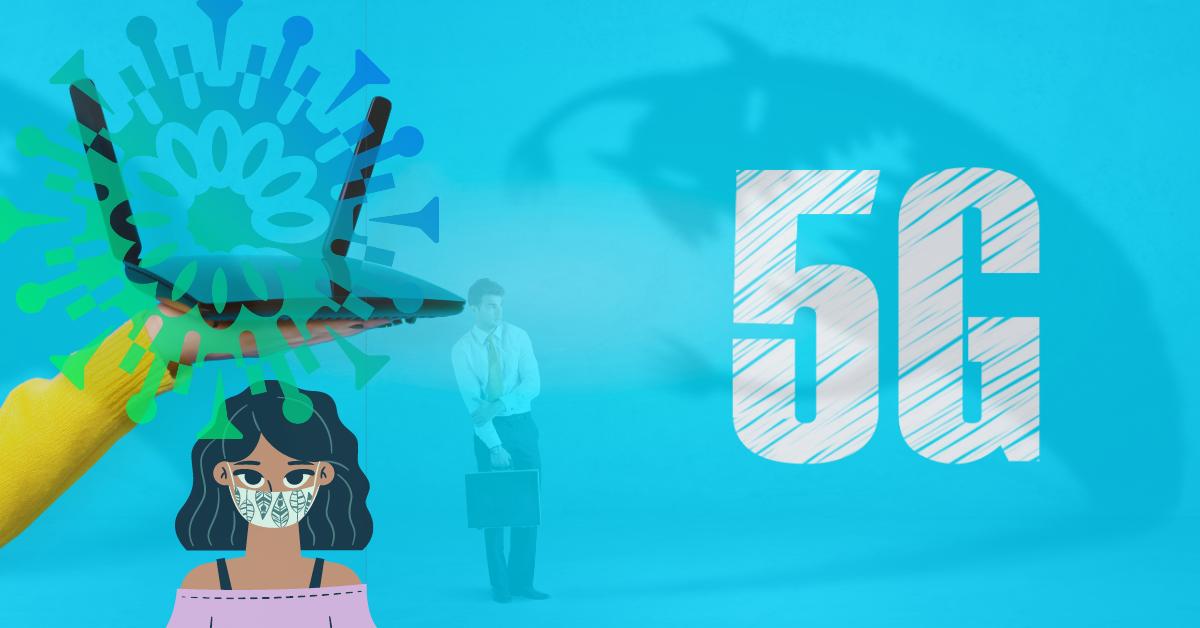 Tudod mi az 5, és mit jelent a G? 5G -amitől rettegni szokás
