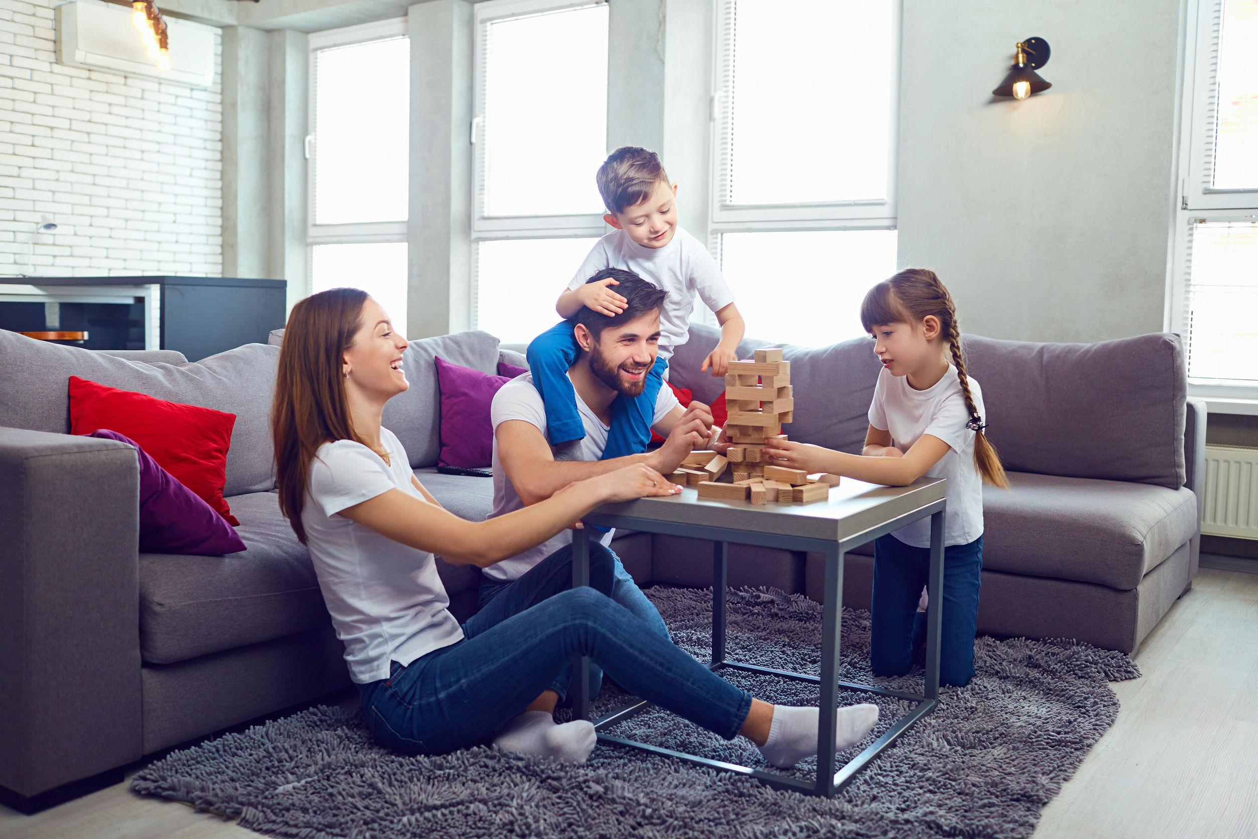 Hozd össze a családot ezekkel az elfeledettnek hitt játékokkal!