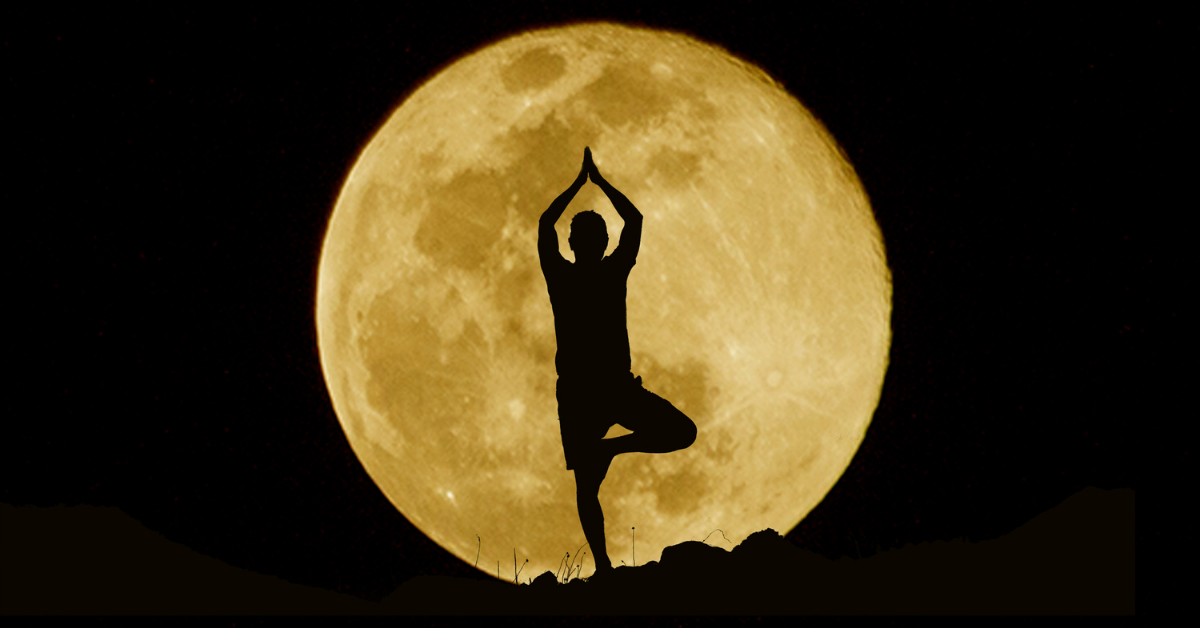 A Luna-jóga - menstruációs fájdalmakra